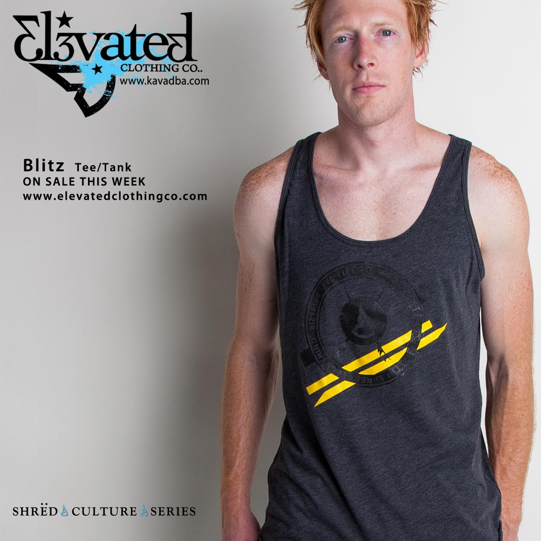 elevated clothing blitz