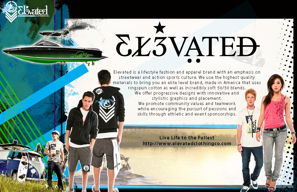 elevated clothing wakeboarding clothing
