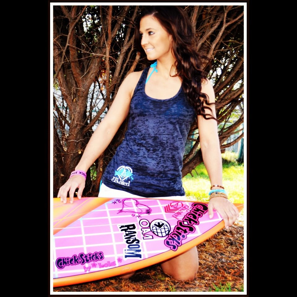 Elevated Clothing Surf Babes