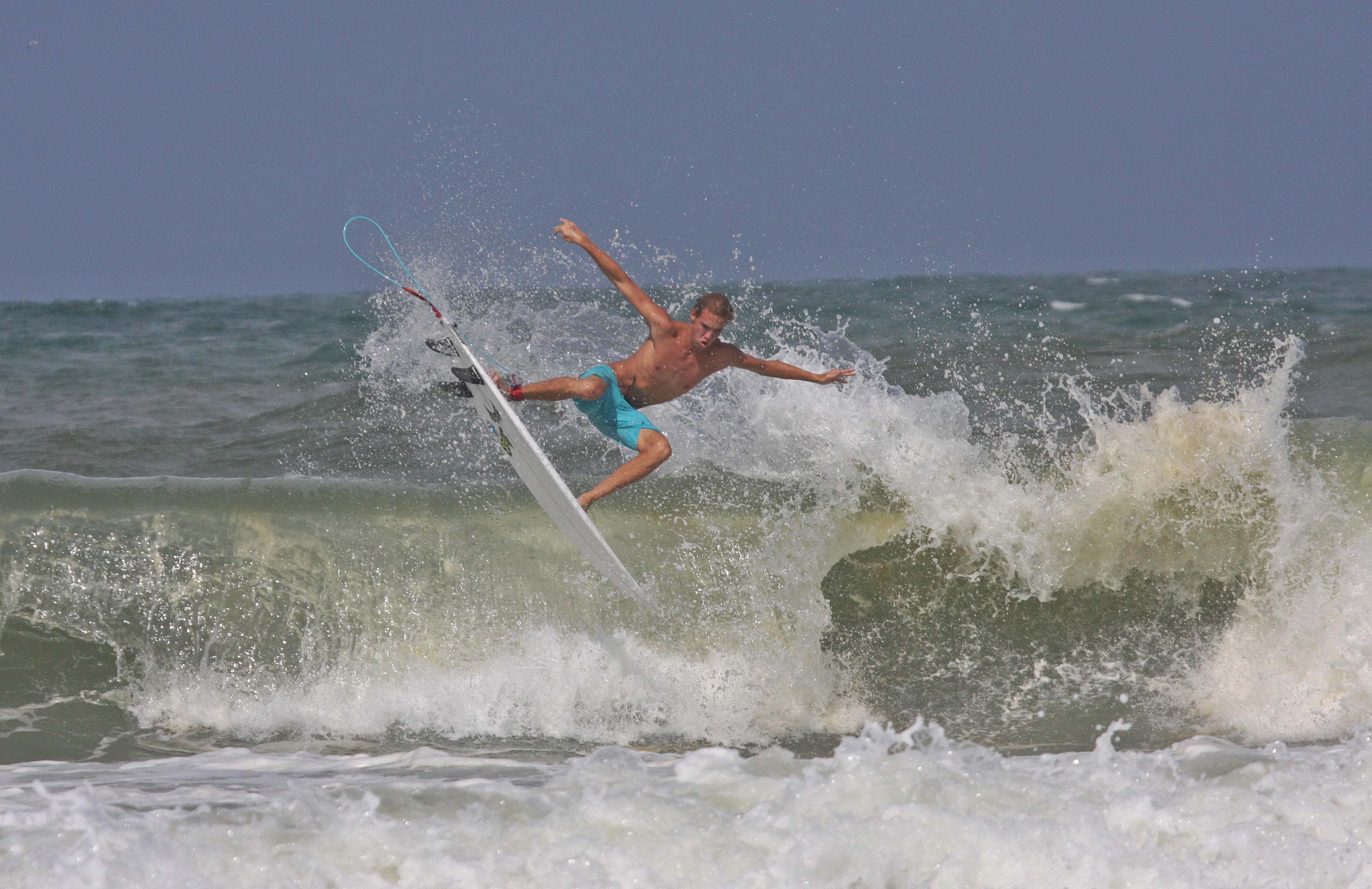 Elevated Clothing Cole Taschman pro surfer surf brand florida