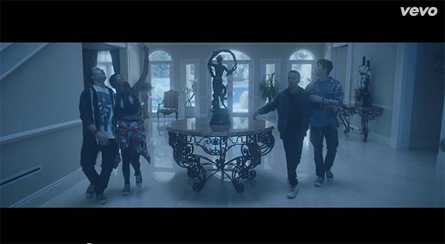 parade of lights music video