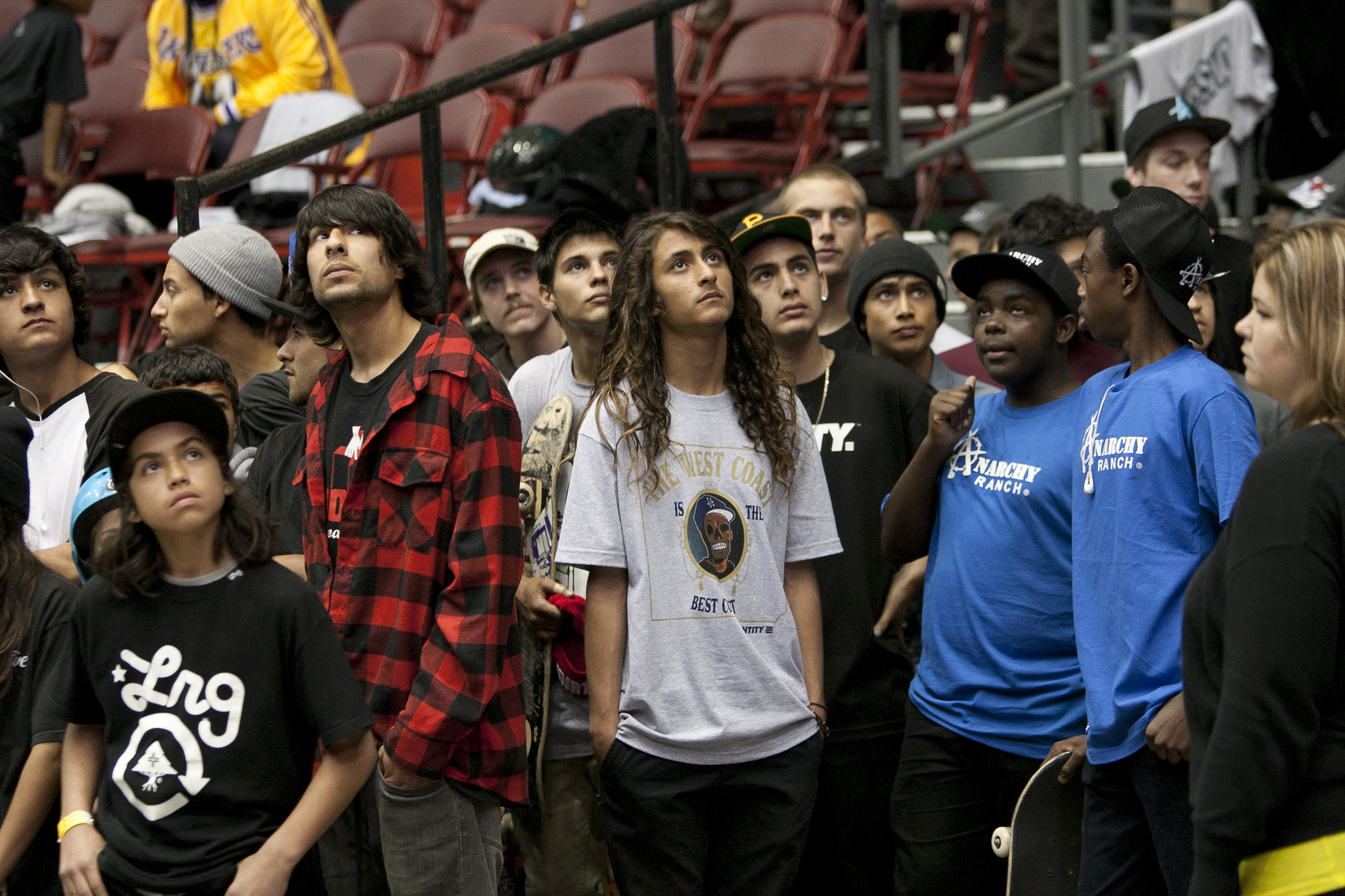 Elevated Skateboard Culture