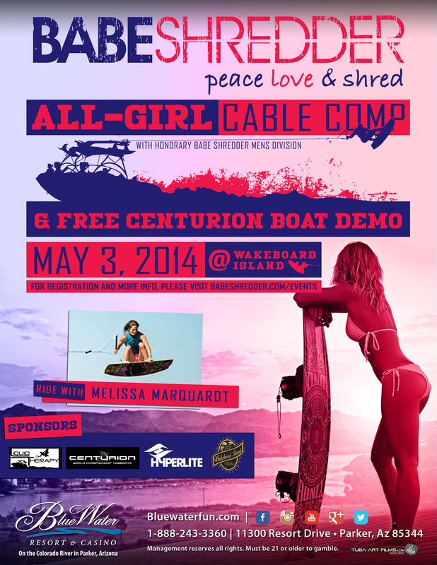 BabeShredder Peace Love and Shred Demo Comp