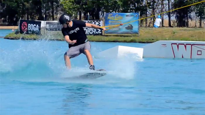 Liquid Force Free For All Ryan Platt Elevated Wakeboarder
