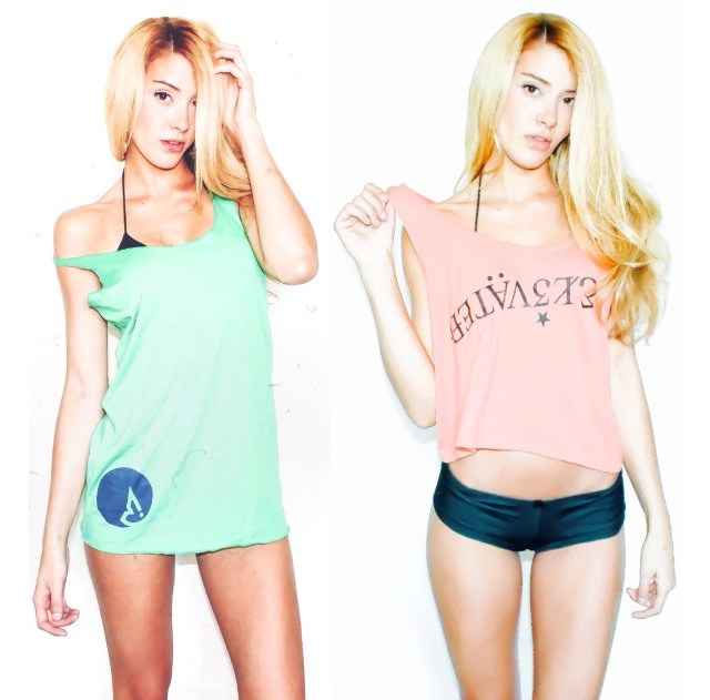 mahila mendez elevated clothing model action sports brand