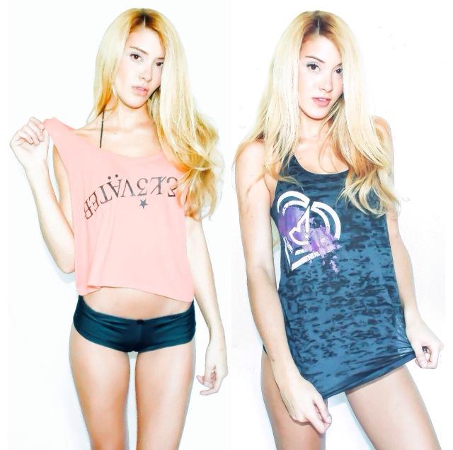 mahila mendez elevated clothing model wakeboard clothing brand