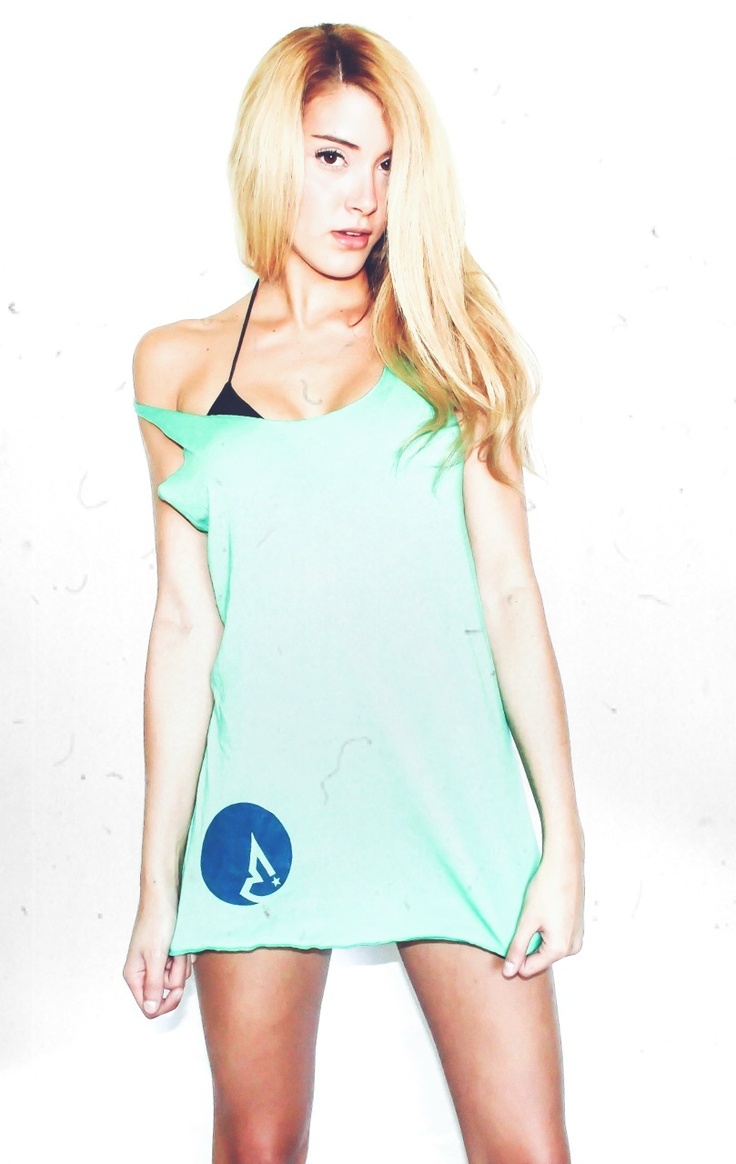 mahila mendez blonde babe elevated clothing surf clothing brand, wakeboard clothing, snowboard gear