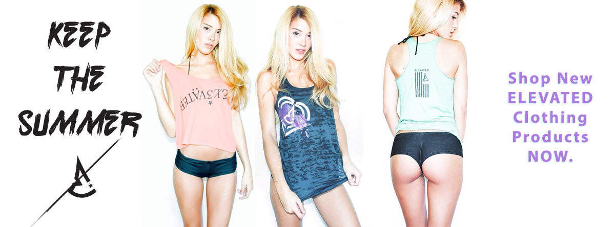 mahila mendez elevated clothing model babe wakeboard clothing
