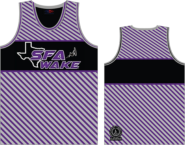sfa wake texas wakeboarding jersey