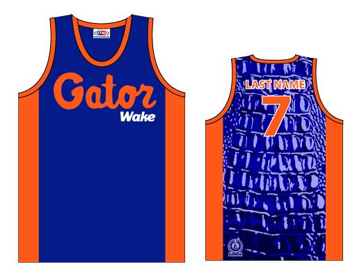 uf wakeboard club gators jersey