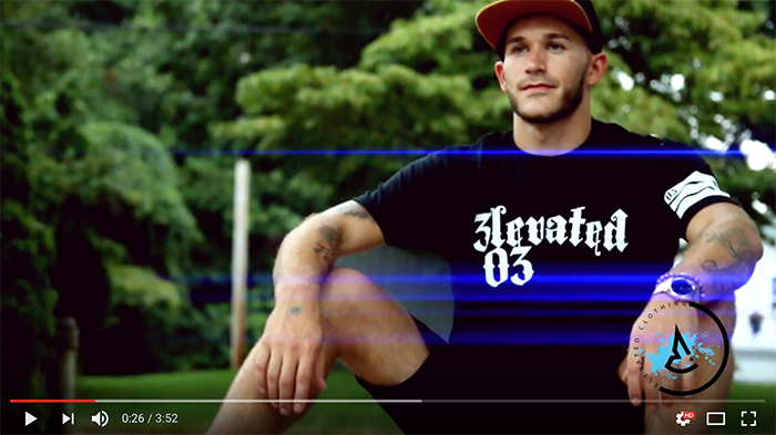mmr productions elevated clothing skateboarding