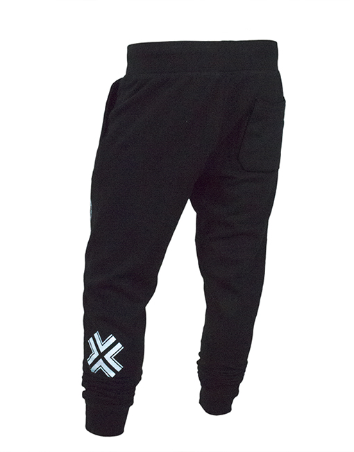 unisex black joggers streetwear action sports fitness clothing