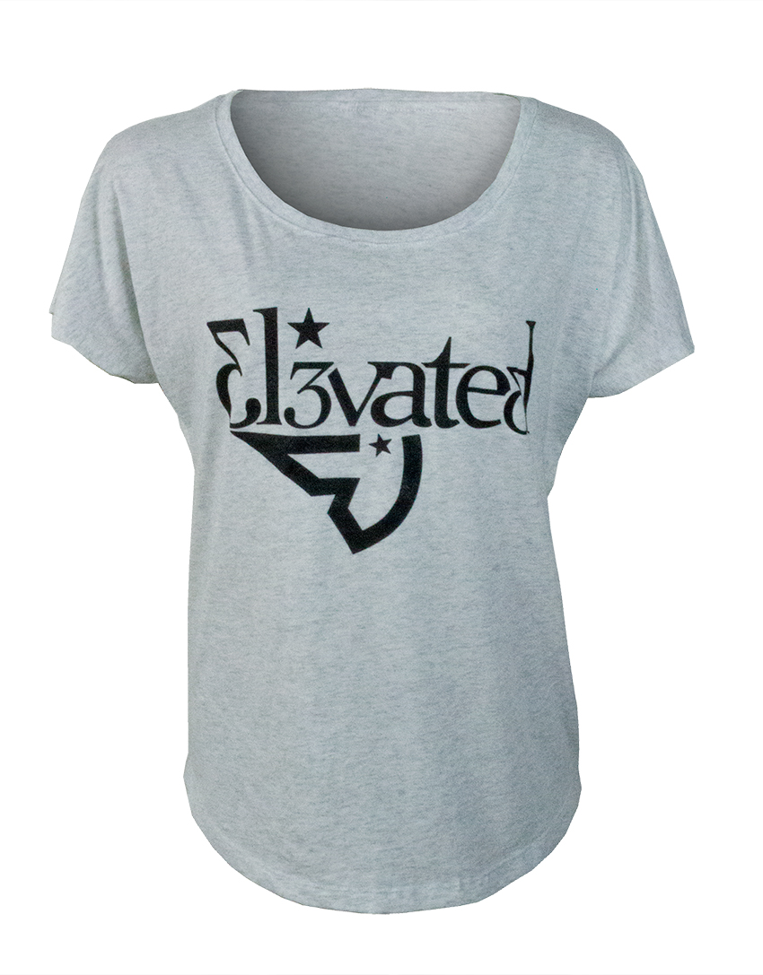 course womens white dolman tee elevated clothing limited streetwear