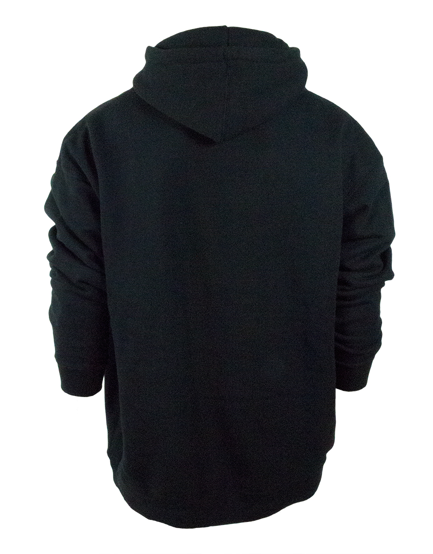 elevated clothing course mens black hoodie snowboarding freeskiing limited release streetwear
