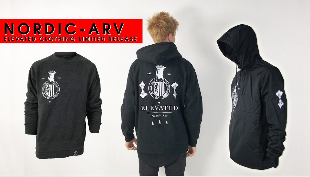 new up and coming streetwear brand elevated clothing